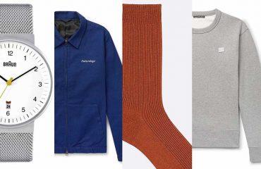 Wardrobe essentials every man needs